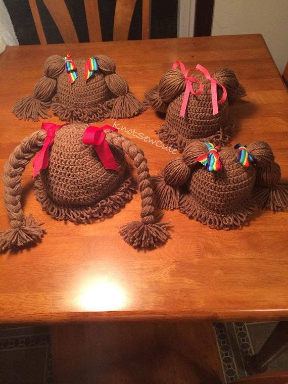 CUSTOMIZE Your Cabbage Patch Hat - Newborn to Adult