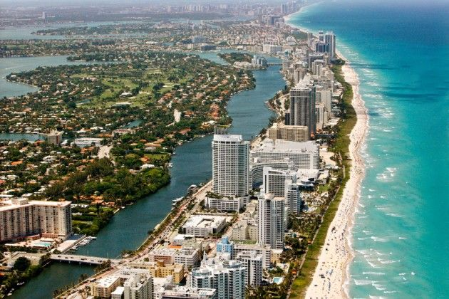 How Climate Change Is Fueling The Miami Real Estate Boom