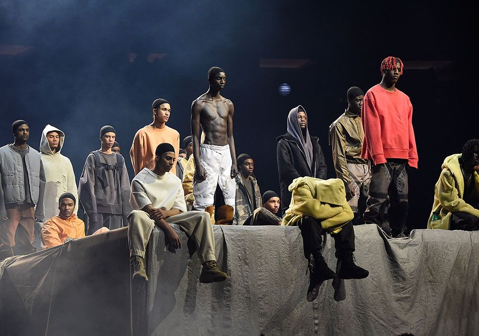 Kanye West Presents Yeezy Season 3 At Madison Square Garden Sneakernews Com Yeezy Season Yeezy Season 3 Yeezy