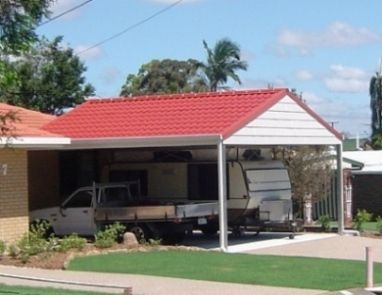 Easy Tiled Carports Crucial Steel Carport Buyer Tips Steel Carports Carport Metal Carports