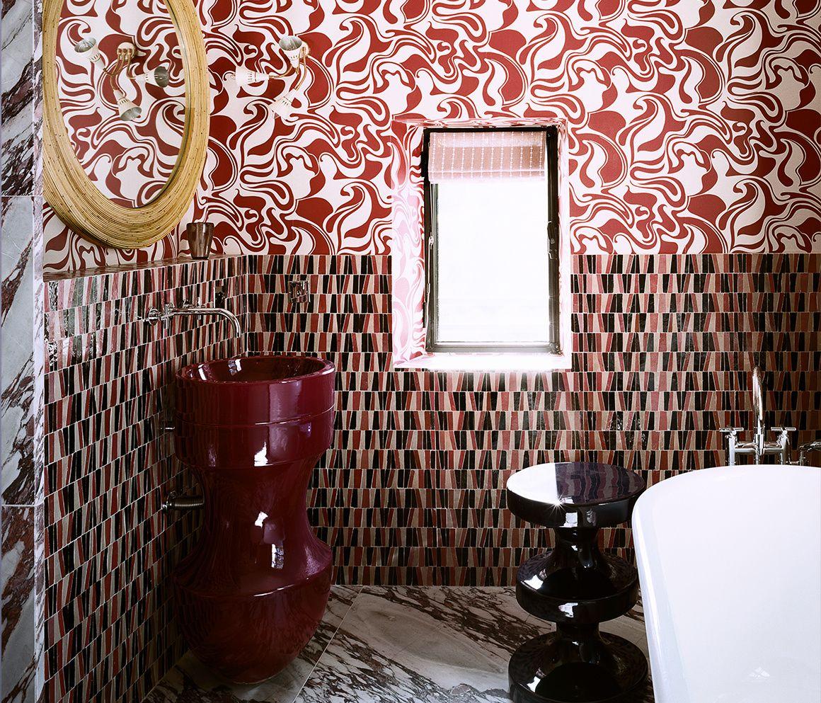 Le Nouveau Sud Inspirations Carmague A Arles Decoration Architecture Interieure Salle De Bain Douche