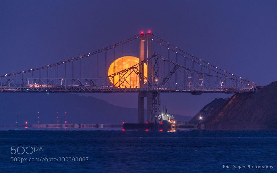 Over The Bridge by EricDugan