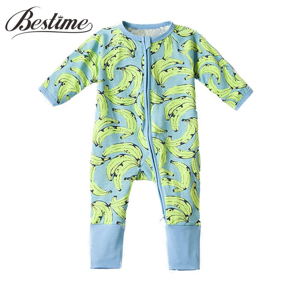 Click to Buy << Popular Baby Clothing Infant Boys Girls Bodysuit