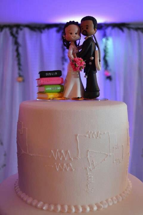 Electric Engineer Wedding Cake I Would Totally Do A Engineer Math