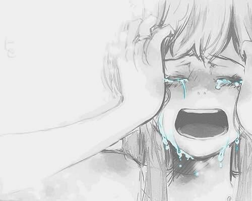 the life is like an endless movie,  that there is not a happy end, but the scene goes on, and i will cry