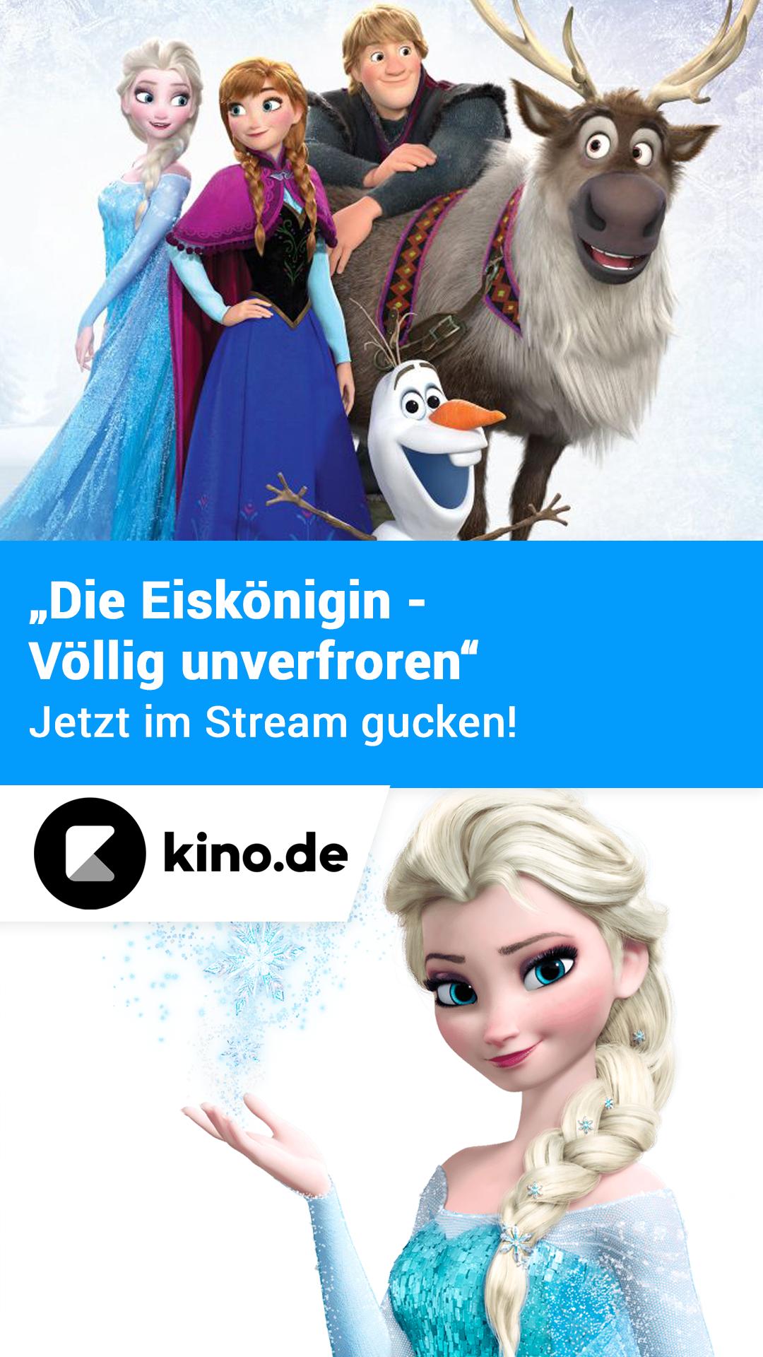 Eiskönigin Online Schauen