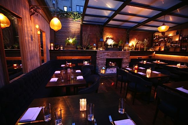 Venue Salinas Restaurant Nyc Spanish Restaurant In