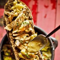 Sanduíche de pica-pau