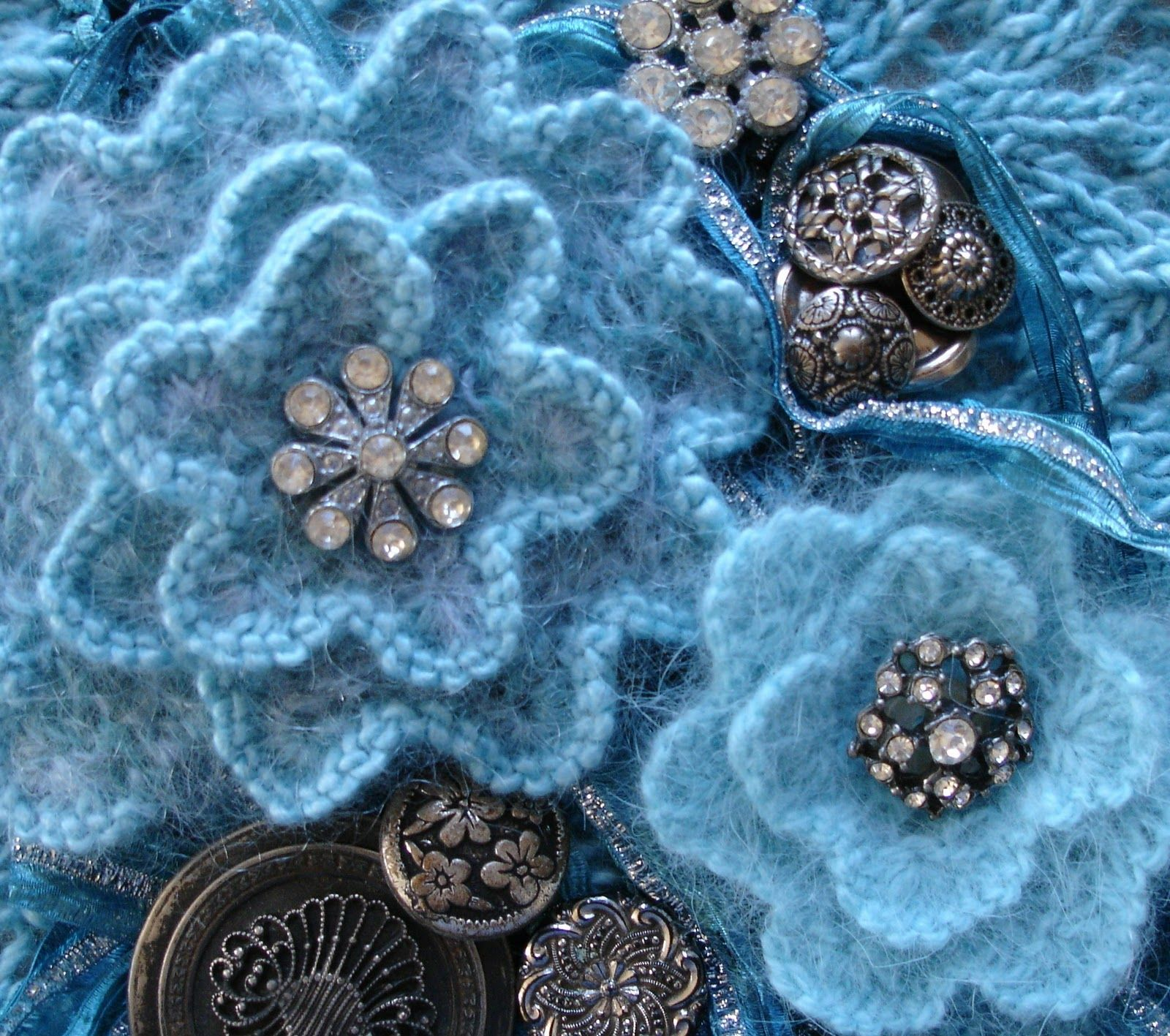 Knitting in the Details - Louisa Harding