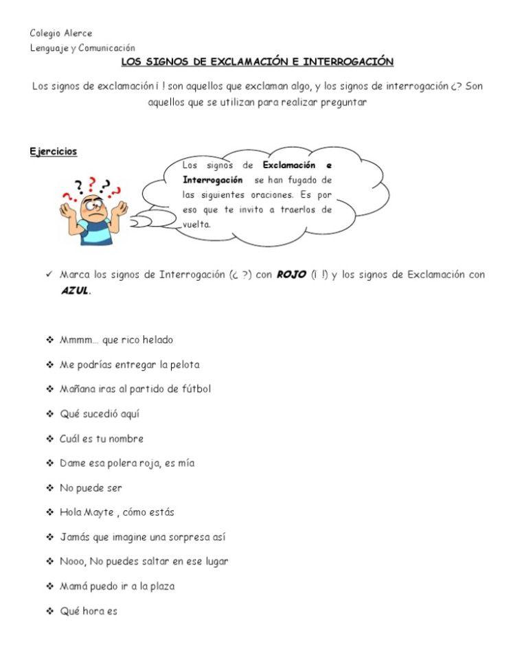 Pin De Lorena Chaves Ardón En Grammar Signos De Puntuacion Clases De Oraciones Signo De Interrogación