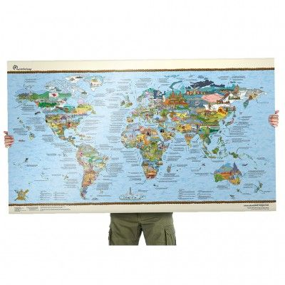 Bucket list world map posters travel pinterest surf traveling dutchies travel blog webshop world map gumiabroncs Choice Image