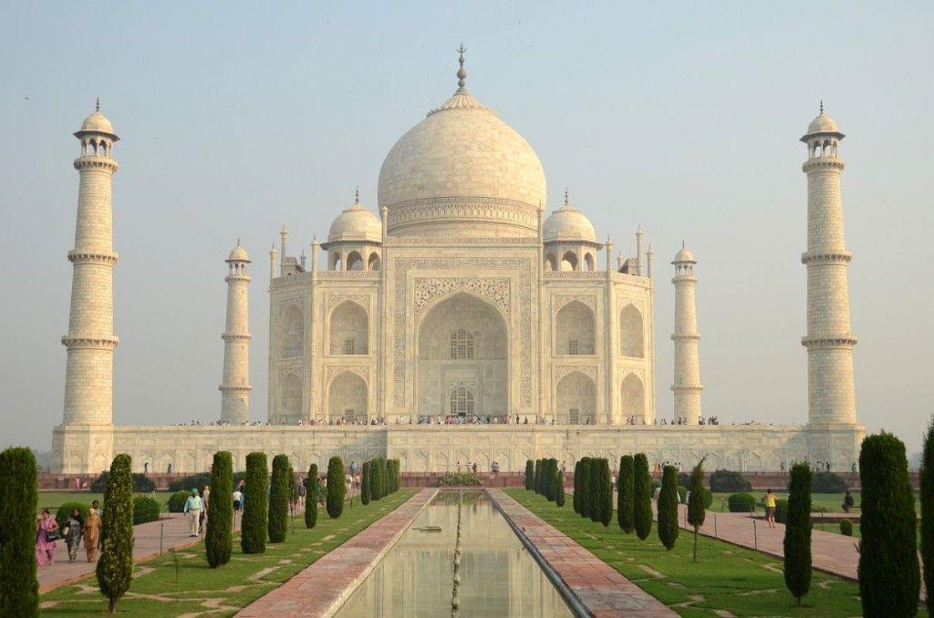 Top 10 MostVisited Places in India Taj mahal india