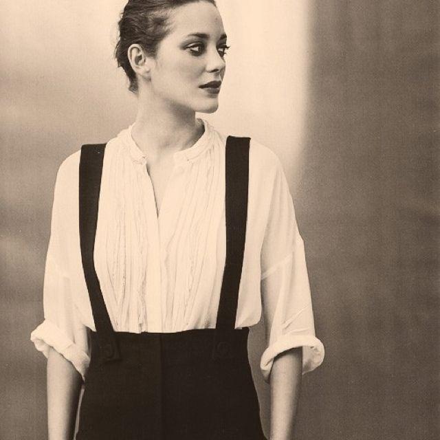 마리옹 꼬띠아르(Marion Cotillard)