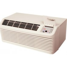 Amana 14 000 Btu Pthp Heat Pump With 3 5 Kw Heat Kit Wall Air Conditioner Wall Air Conditioners Air Conditioner