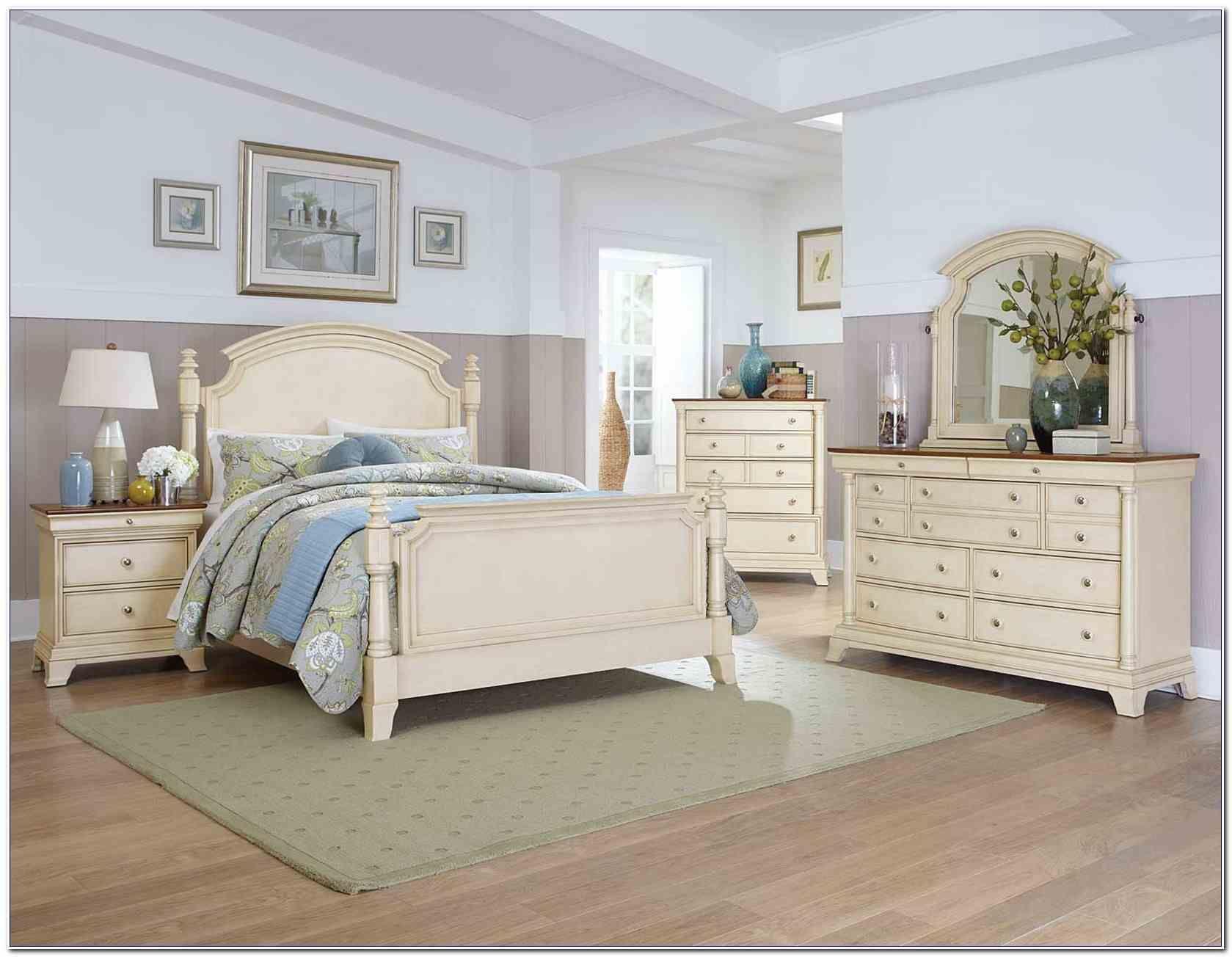 Cream Colored Bedroom Furniture Sets
