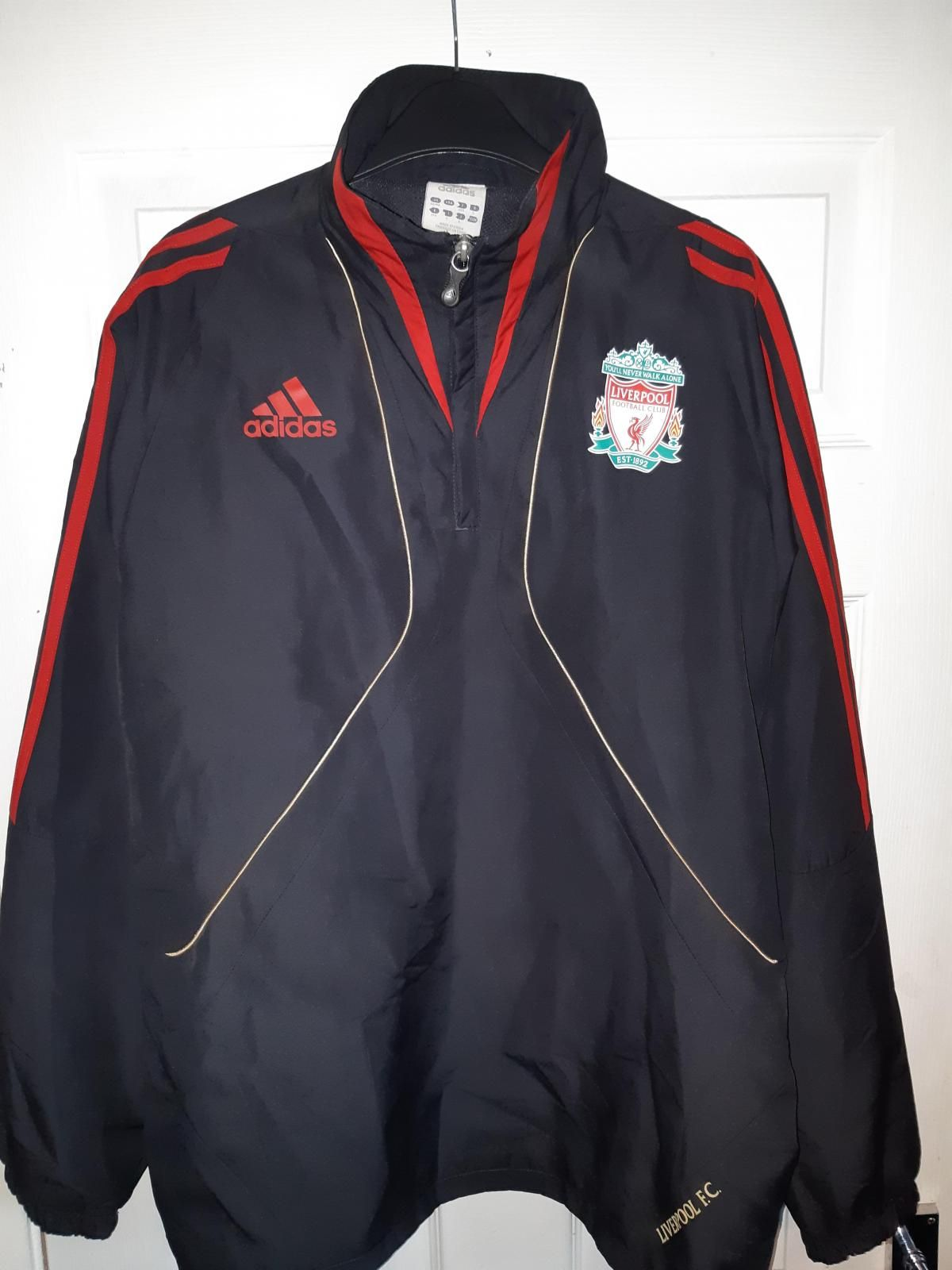 Liverpool jacket size large/Extra Large Liverpool jacket