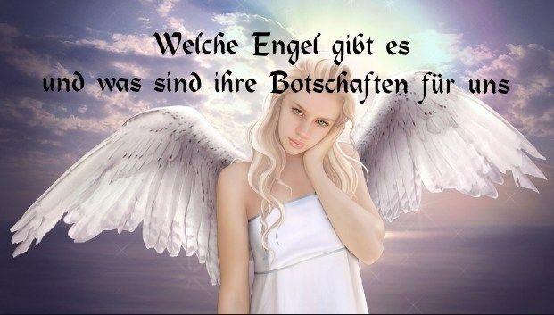 Welche Engel gibt es und was haben sie für eine Aufabe ...
