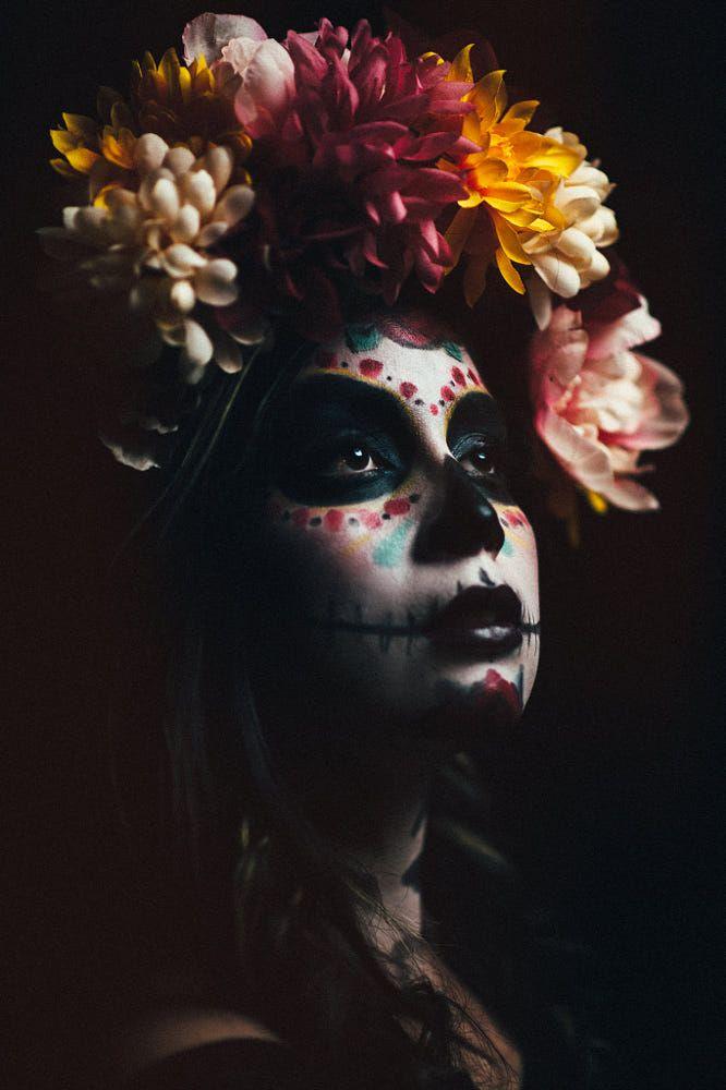 Diana - Dia De Los Muertos by Robert Bejil on 500px