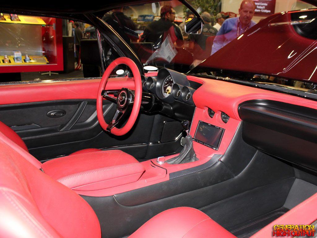 Impala 97 chevy impala 1961-impala-under-pressure-interior. 1961 Chevy Impala Following ...