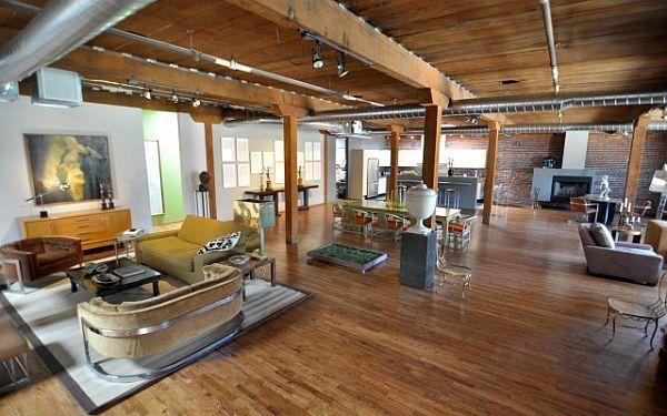 Los Angeles Downtown Loft, Los Angeles Laminate Flooring Warehouse