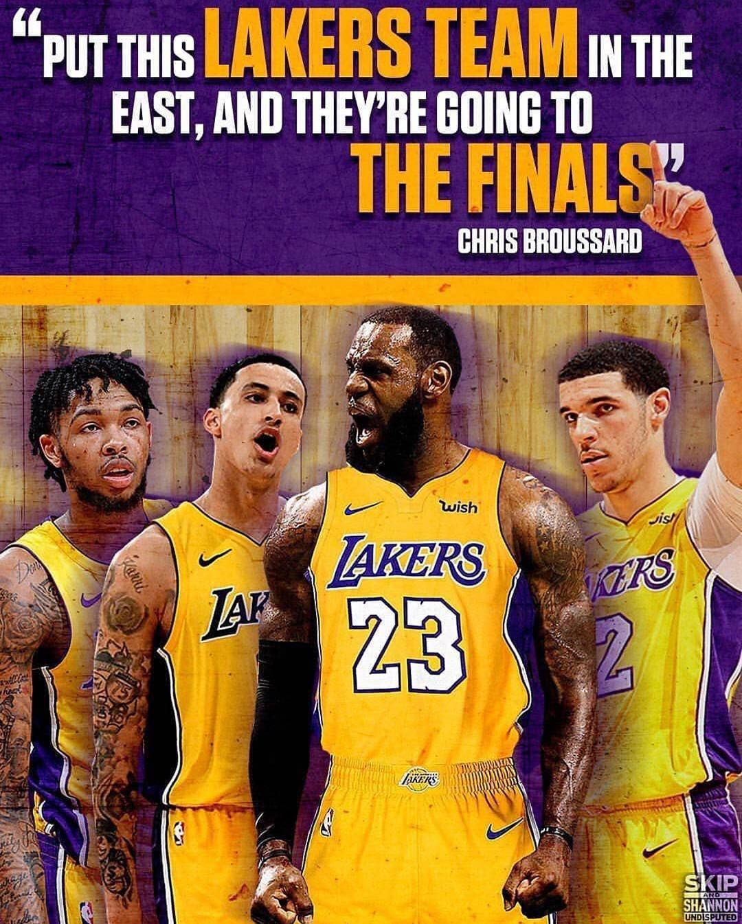 Lakers Training Camp Roster    LeBron James Luol Deng Kentavious Caldwell- Pope Rajon Rondo Lonzo Ball Brandon Ingram Lance Stephenson Moe Wagner Kyle  Kuzma ... b30c79bc3
