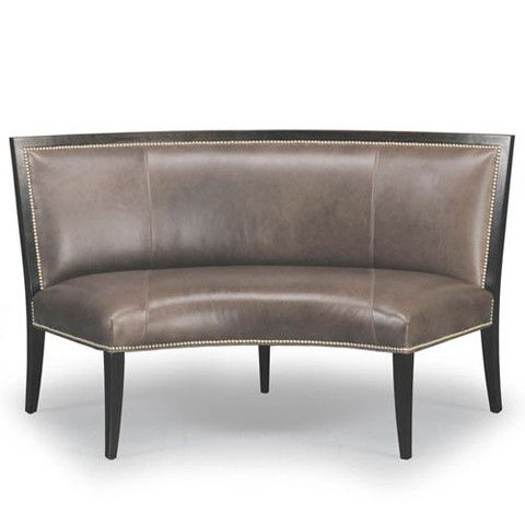 Liliana Curved Dining Banquette  Beautiful Nooks and Breakfast nooks