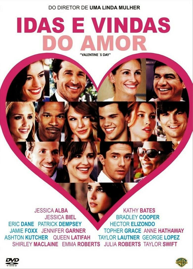 Idas E Vindas Do Amor Filmes De Amor Julia Roberts Os