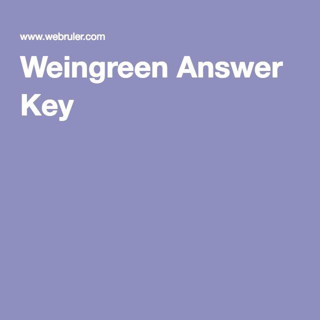 Weingreen answer key learning biblical hebrew pinterest weingreen answer key fandeluxe Gallery