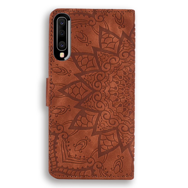 Flower Samsung A40 Case