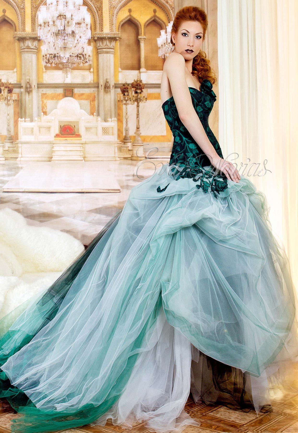 Vestido de novia de Jordi Dalmau modelo Natalia en Eva Novias ...