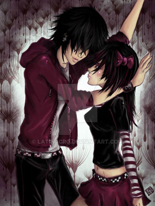 Let S Talk Emo Love Cute Emo Emo Art