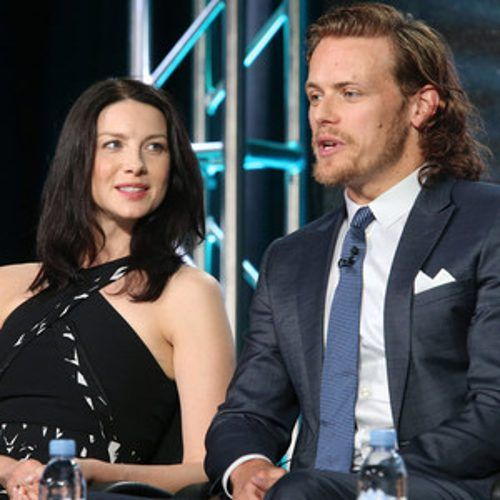 Sam and Cait date. But wait... (An Outlander update)