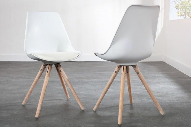Außergewöhnlich Billig Stuhl Weiß Modern