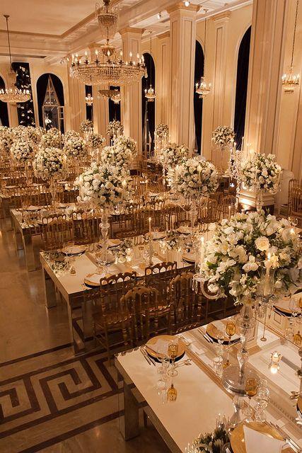 Decoração de luxo para casamento - Vox Ambientações | Flickr - Photo Sharing!