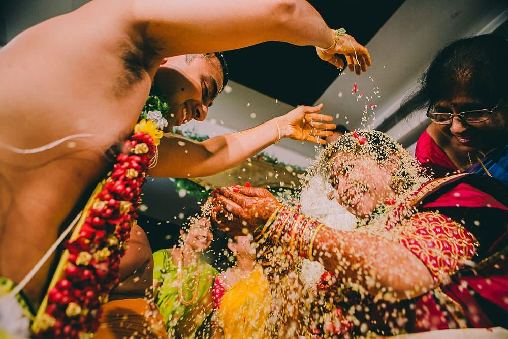 Candid Wedding Photography South India