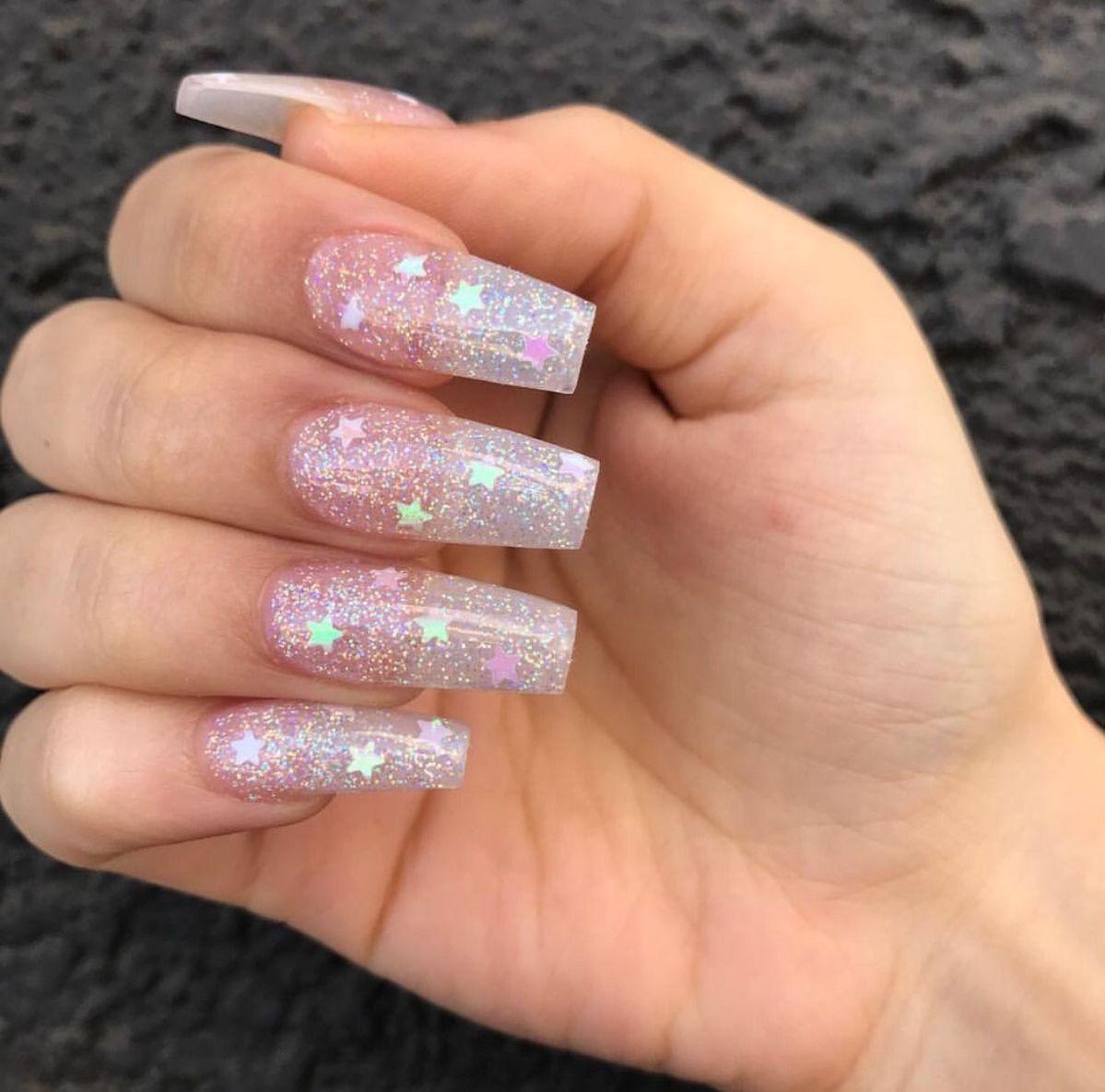 Cute Pink And Black Nail Art Nailideastrends Pretty Acrylic Nails Glamorous Nails Acrylic Nails