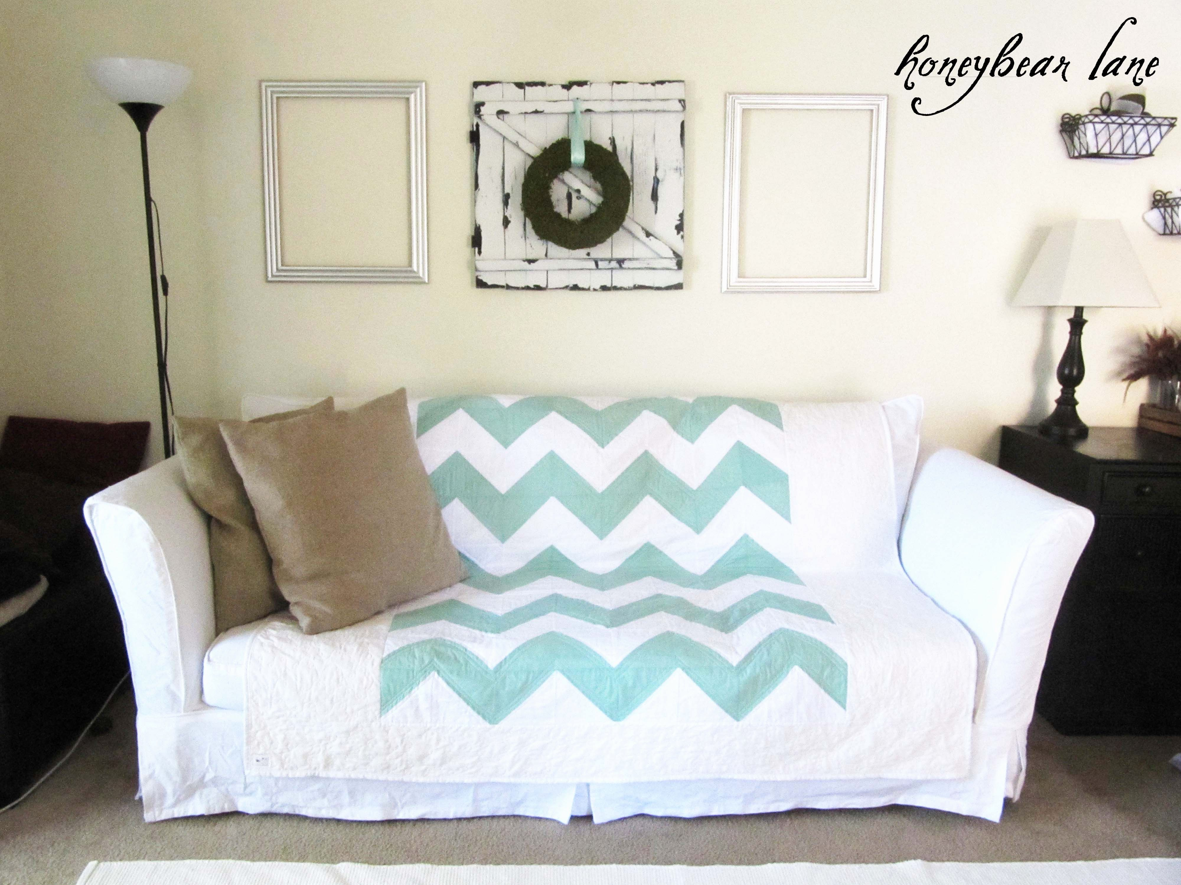 Beautiful Living Room sofa Covers Shot vintage couch with slipcovers ...