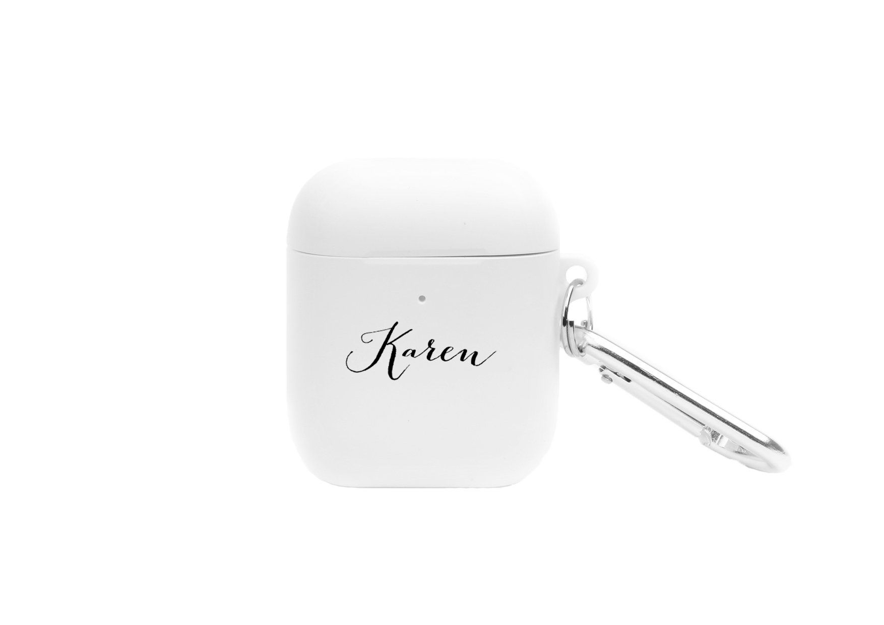 Personalized Airpod Case Custom Name Airpods Case Monogram Etsy In 2021 Airpod Case Apple Watch Bands Case