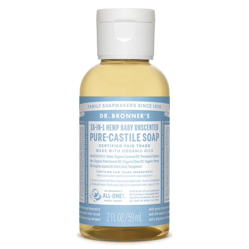 Pure Castile Liquid Soap Pure Castile Soap Pure Products
