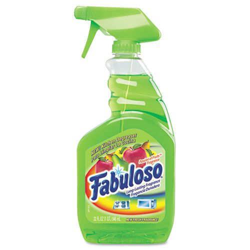 Fabuloso Kitchen Degreaser Fruit Scent Degreasers