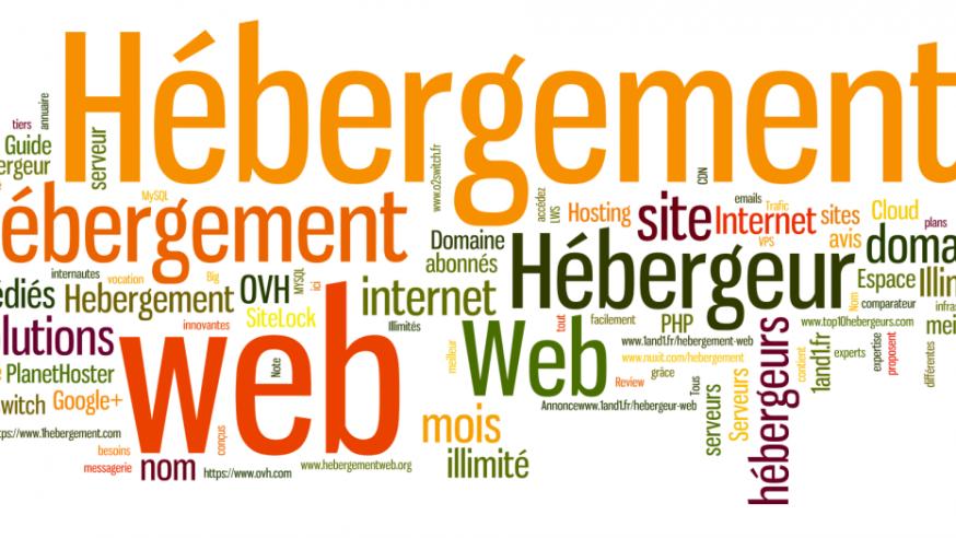 Hébergement web nsrHOST, le meilleur hébergement inter