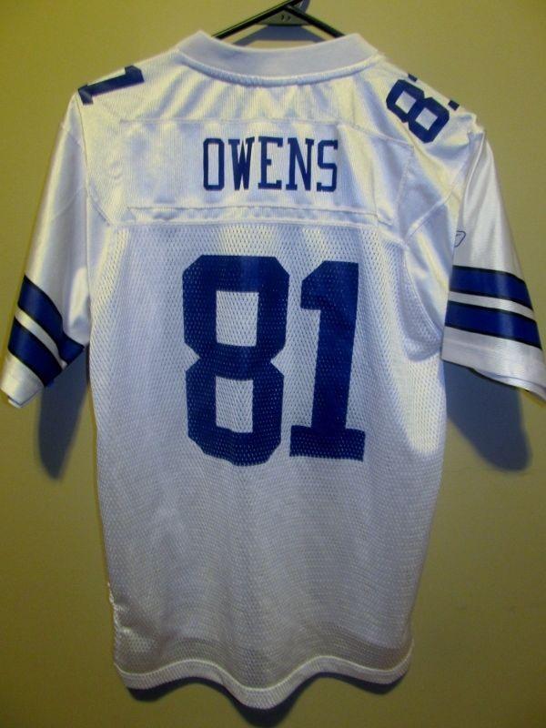 ... Terrell Owens - Dallas Cowboys Jersey  700c4ba65