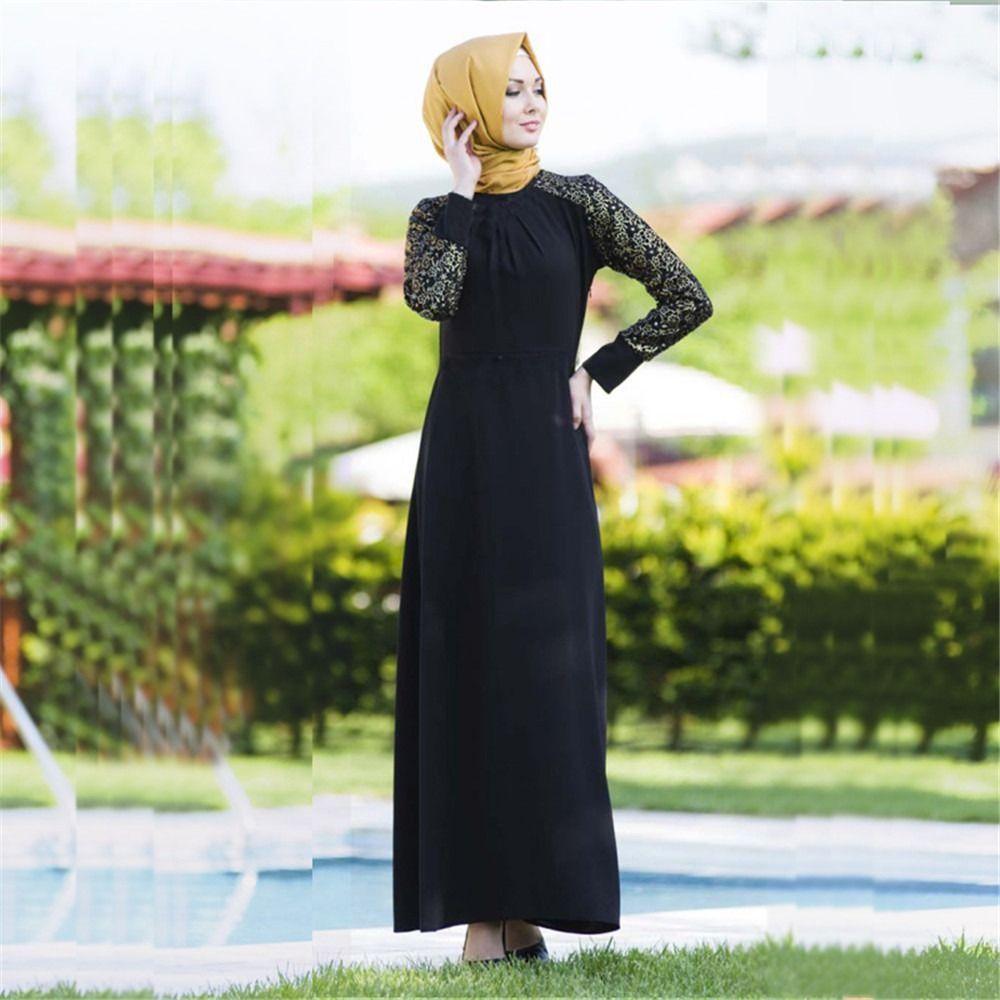 Lace umbrella abaya  Abaya Dress Muslim Women Arab Southeast Asia Maxi Abaya Jalabiya