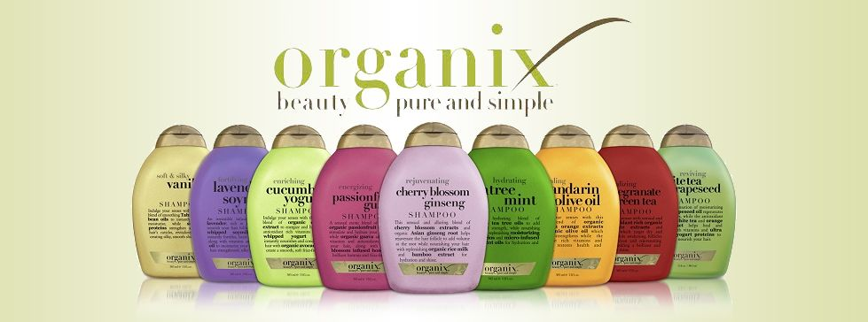 Organix® salon-inspired formulas contain exotic ingredients, use a unique blend of sulfate free surfactants… plus, they smell absolutely amazing!