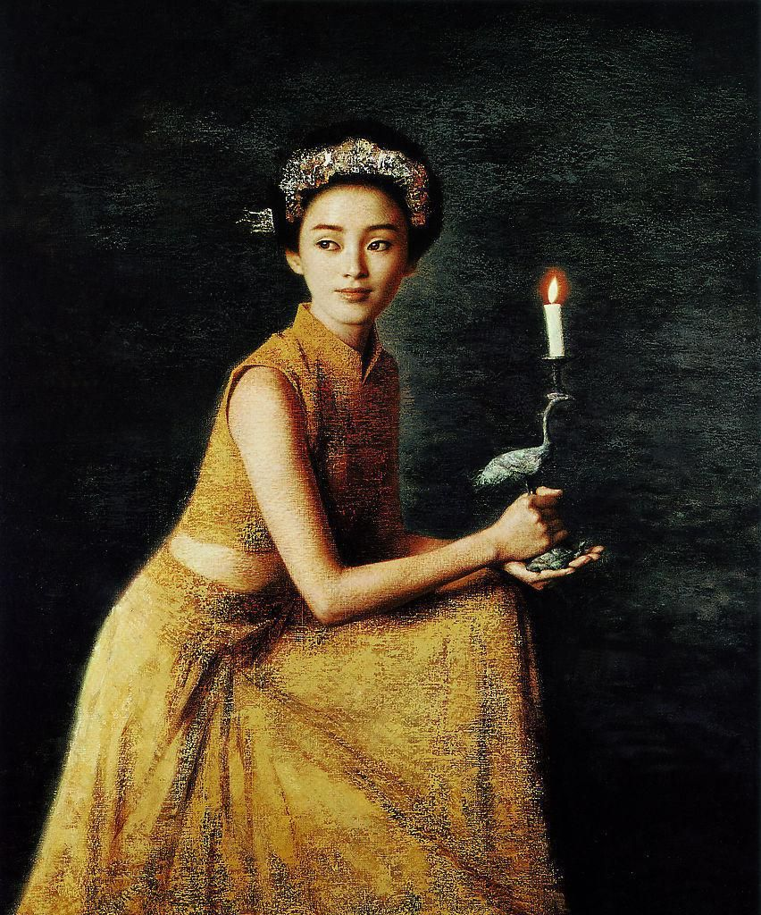 Xie Chuyu (谢 楚 余)...   Kai Fine Art   Art   Pinterest ...