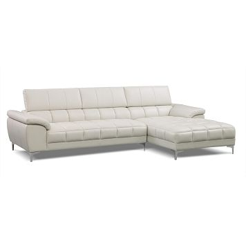 Sabrina Leather 2 Pc. Sectional - Value City Furniture $999.99  sc 1 st  Pinterest : value city furniture leather sectional - Sectionals, Sofas & Couches