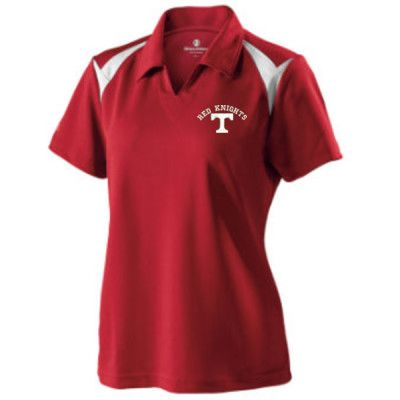 Toronto Logo Embroidery  - Ladies Laser Polo
