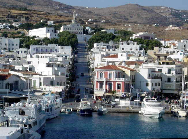 Vsledek obrzku pro tinos greece greece Pinterest