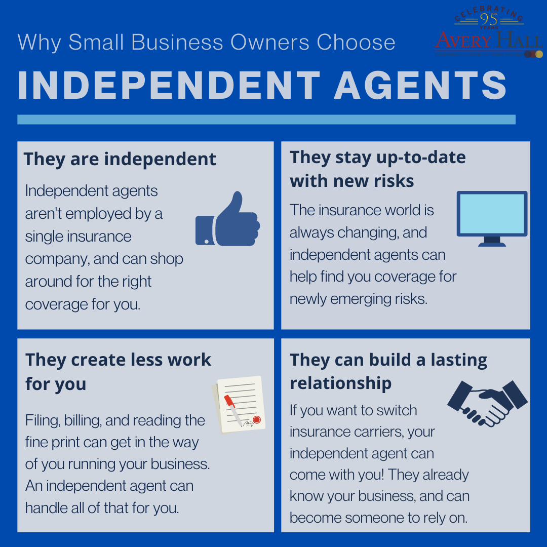 Why Do Small Business Owners Choose Independent Agents ...