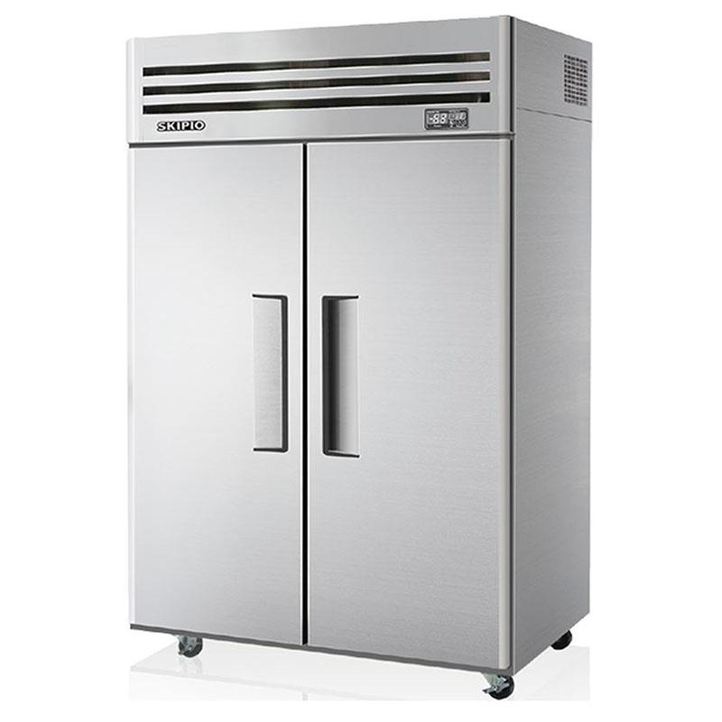 Srt45 2 2 Door Foodservice Fridge Seasons Solutions Locker Storage Solid Doors Polyurethane Insulation